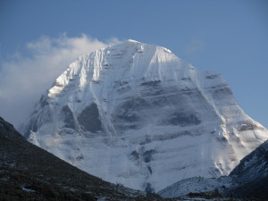 Darshan of Mt. Kailash 2012 Yatra