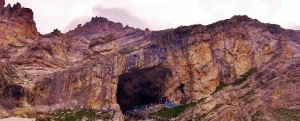 The Amarnath Pilgrimage leads to the cave where Yogi Shiva initiated Parvati Devi