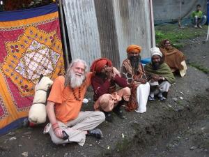 08 The author enjoyed the satsang and Shiva Prasad
