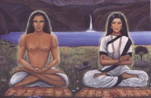 Mahavatar Mahasiddha Babaji and Mataji