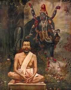 Maha Kali led Sri Ramakrishna to her through Yoga