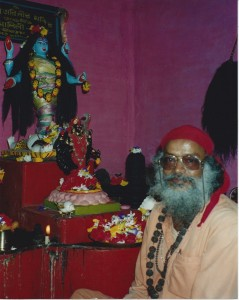Rudranath Giri taught Kaula Marg Tantra with devotion to Kali and the 64 Yogini Goddesses