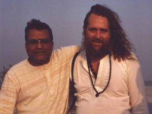 Shebindu Lahiri w Ayyappa