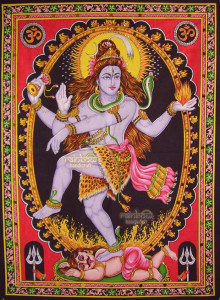 Chidambaram Dancing Shiva is one of the worlds most recognizable spiritual images.