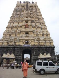 Swami Ayyappa Giri at Sri Ekambareshwarar Shiva Temple