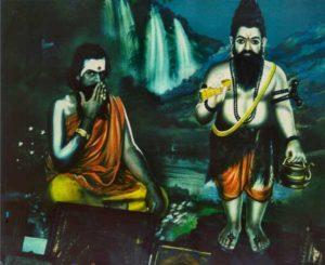 Agastya initiated Babaji into Kriya Yoga