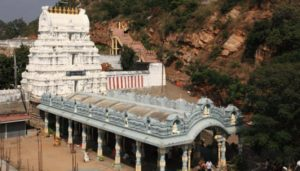 Air Element Shiva Temple